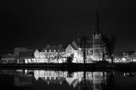 <strong>Het Kasteel en de Bonaventura kerk II</strong>